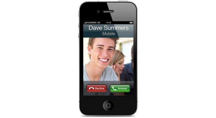 Как сделать фото звонящего во весь экран iphone - Шкаф и точка